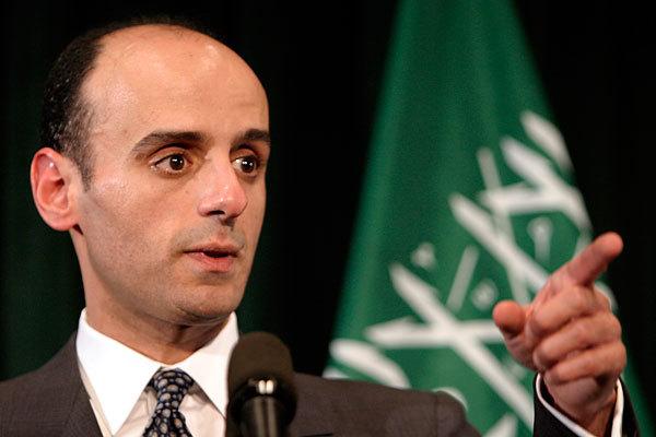 Adel Adel al-Jubeir, the Saudi Arabia foreign minister. http://images.csmonitor.com/csmarchives/2011/10/1011-saudi-ambassador-Adel-al-Jubeir.jpg?alias=standard_600x400