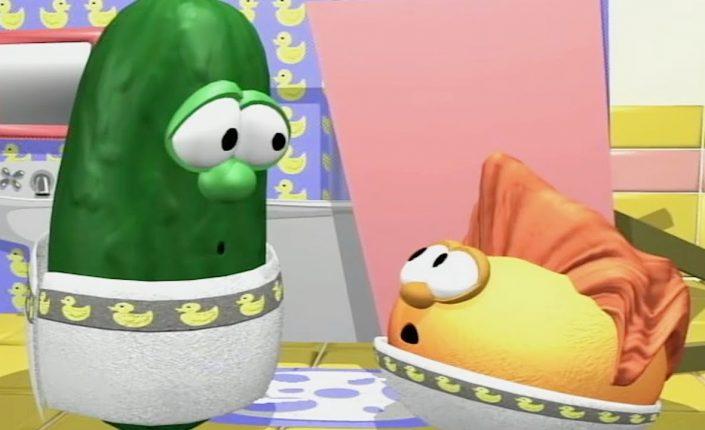 VeggieTales Dubbed Racist