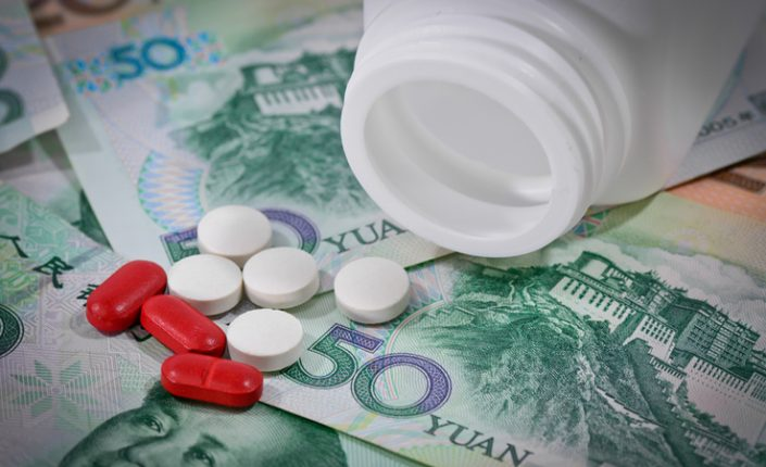 China Strikes Deal with U.S. Drug Manufacturers in National Insurance Plan